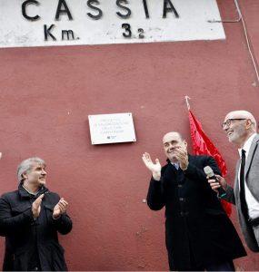 Inaugurazione Zingaretti